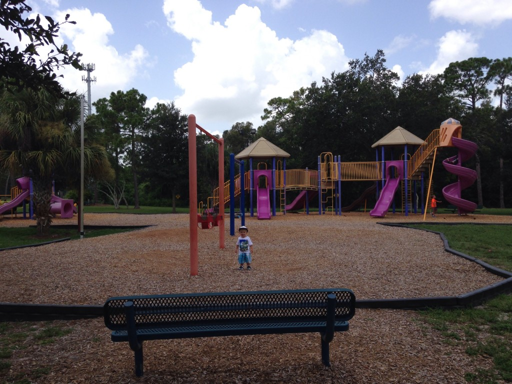 Port St. Lucie Park Playgrounds