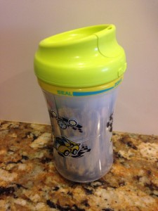 Sippy Cup no spout