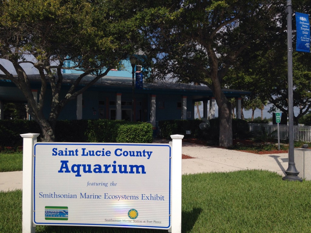 Fort Pierce Aquarium