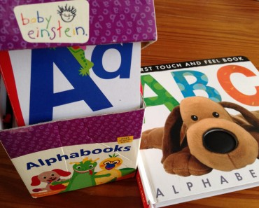 ways to practice the alphabet