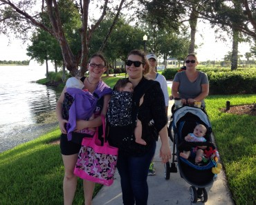 Babywearing in Port St. Lucie