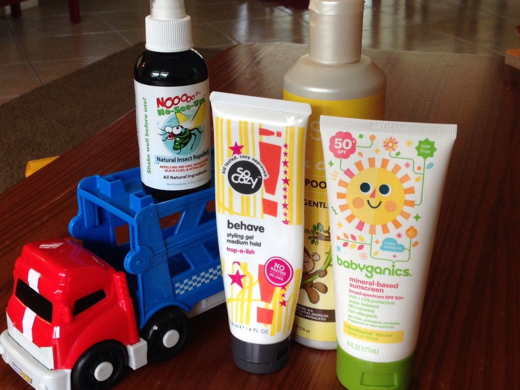 9 Naturally Awesome Products for Babies and Toddlers
