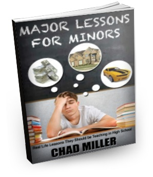 Major Lessons For Minors Book Cover