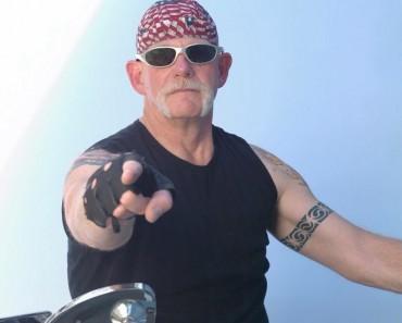 Joe the Biker