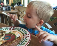 kids eat free Ollie from DadtheMom.com