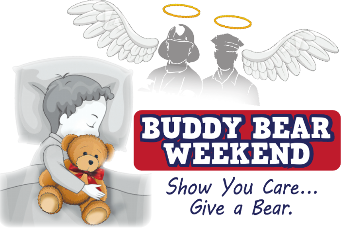 Buddy Bear Weekend Coming up November 18th and 19th!