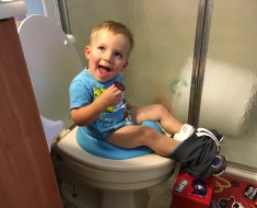 easy guide to potty training