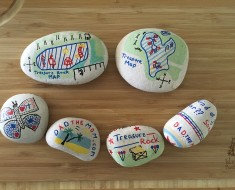 PSL Rocks Painted Rocks