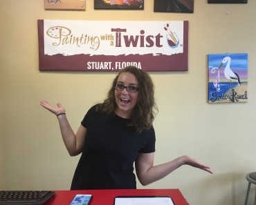 Painting with a twist Jensen Beach