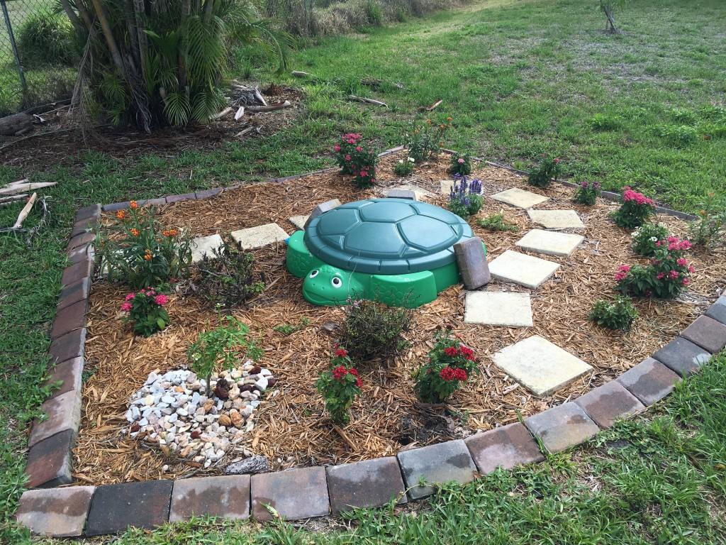 Butterfly Garden DIY