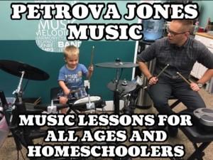 Petrova Jones Music in Port St. Lucie
