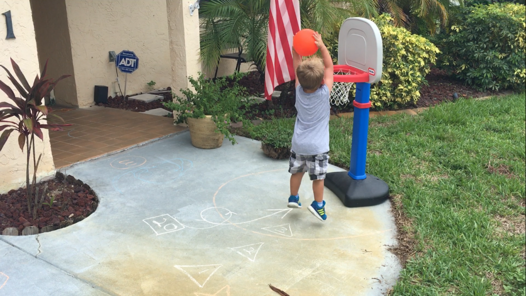 Outdoor Games for Toddlers