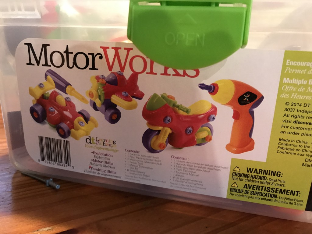 My 2nd Review of Discovery Toys MotorWorks