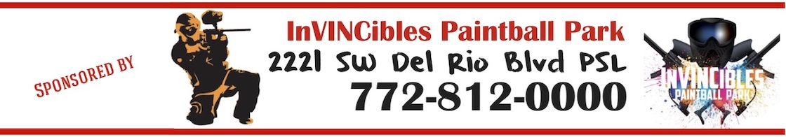 Invincibles Paintball Port St. Lucie