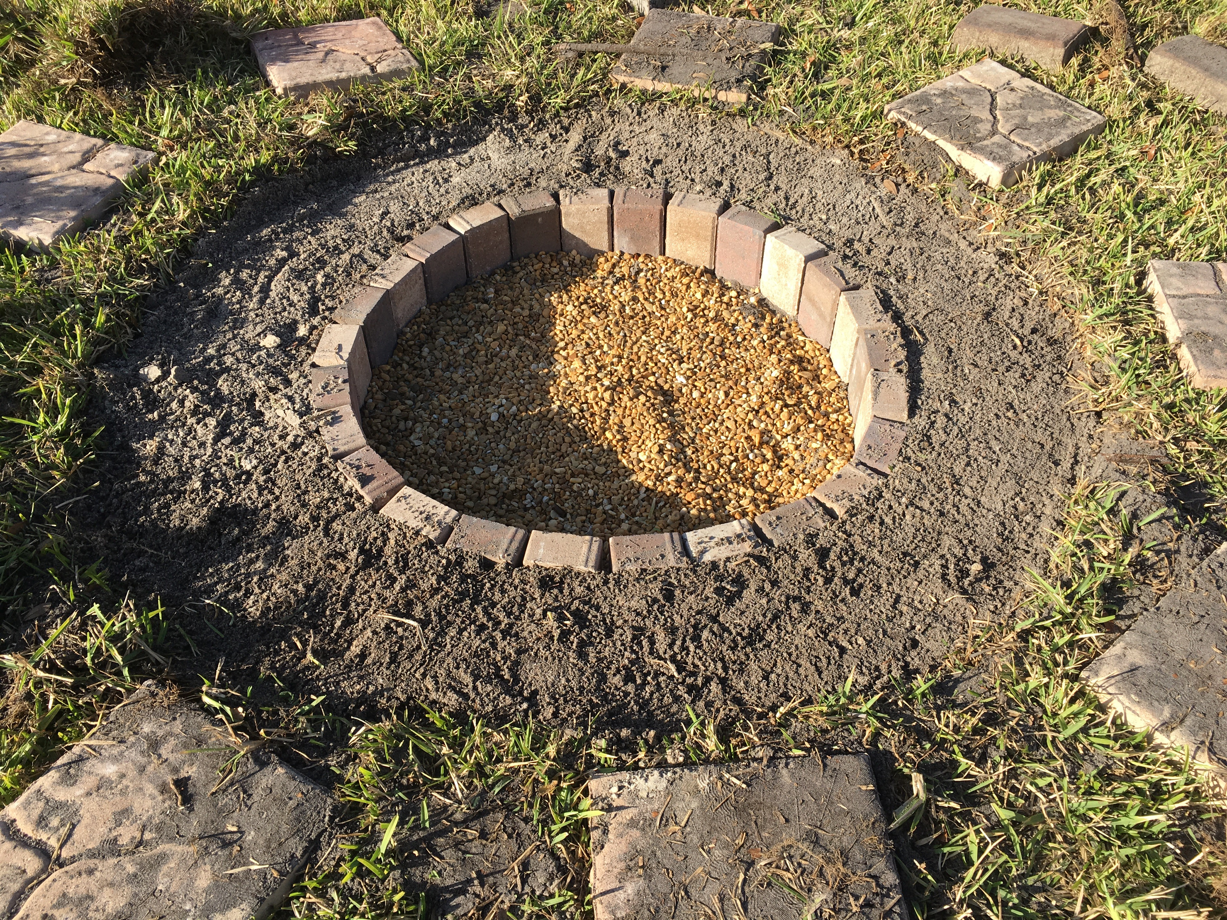 Build a Fire Pit Treasure Coast