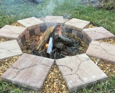 Build a Fire Pit Treasure Coast